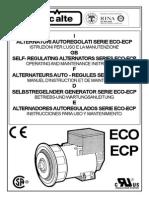 Mecc Alte ECO Generators