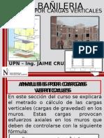 CLASE 8 SEMANA Nu00B004 ANALISIS POR CARGAS VERTICALES.ppt