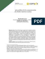 La economía política de la comunicación vista desde América Latina