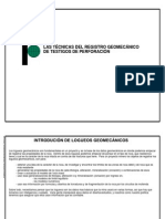 Piteau Geom Corelogging Manual