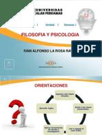 Psicología Humana FilosofiaYPsicologia 2014 I - Sem-01