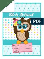 Libreta Profesional