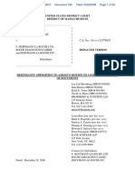 Amgen Inc. v. F. Hoffmann-LaRoche LTD et al - Document No. 199
