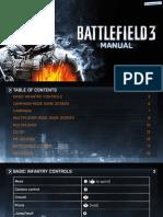 Battlefield 3 - Manual - 360