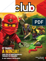 LEGO Club Magazine Red Brick Marchpdf