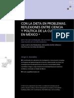 Con La Dieta en Problemas - ALAIC - González