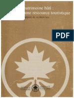 Le Patrimoine Bati Evaluation Ressource Tour