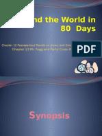 Around The World In 80 Days Form 3 Literature