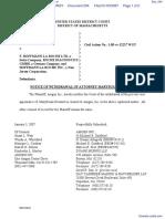 Amgen Inc. v. F. Hoffmann-LaRoche LTD et al - Document No. 204