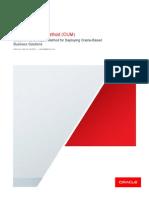 Metodología Desarrollo de Proyectos OUM-OrACLE