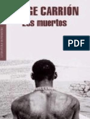 Muertos Naturaleza Carrion Jorge Los pdfAluminio UzpMqVGS