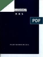 Robuschi Design Table