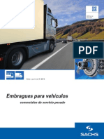 Cat Logo Sachs Embragues Equipo Pesado 2015