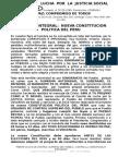 Solucion Nueva Constitucion Politica Del Peru