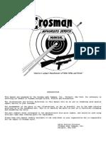 Crosman Service Manual 1960s Book