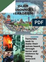 Islam Denounces Terrorism 2