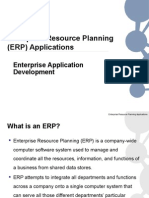 EAD Lecture - Enterprise Resource Planning Applications