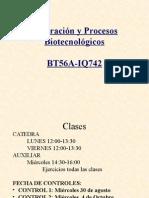 biotecnología proteínas