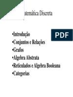Slides Matematica Discreta