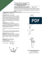 1er Examen de Mecanica de Solidos II