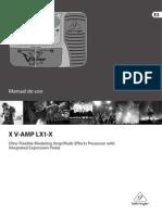 PEDAL V AMP
