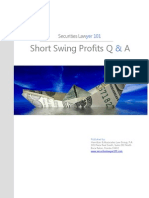 Short Swing Profits Q & A