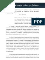 Ines D'Argenio - La Regulacion Economica en America Latina