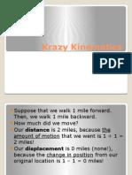 kinematics edited