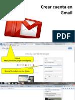 Tarea 4 - Crear Cuenta Gmail
