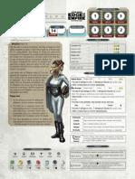 Character Folio - Jovel Nial