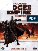 Star Wars - Edge of the Empire - Game Master's Kit