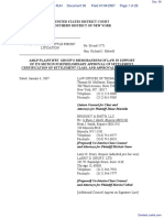 Floyd v. Doubleday et al - Document No. 36