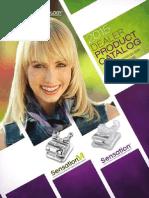 Ortho Technology Dealer Product Catalog 2015