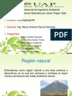 8 Regines Naturales Por Javier Pulgar