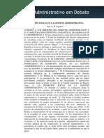 Ignes D'Argenio - Insercion Social en La Gestion Administrativa