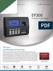 EP300 Catalogue En