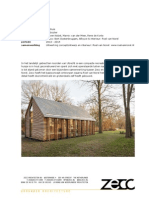 NL Tuinhuis Projectsheet
