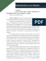 Ignes D'Argenio - Un Deber Basico de La Funcion Jurisdiccional