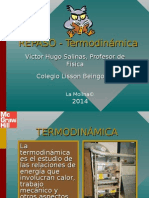Termodinámica (introducción)