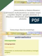 Antitromboticele