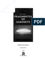 Fragmentos de Sabonete Mautner