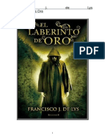 El Laberinto de Oro - Francisco J. de Lys