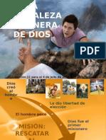 LA NATURALEZA MISIONERA DE DIOS