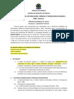 pregao 19 - 2013 - equipamentos para laboratorios de solos agua e esgoto hidraulica geologia e mineracao.pdf