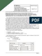 Estructuras I - Unidad 4