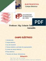 Campo Eléctrico 01