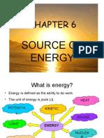 CHAPTER 6 energy