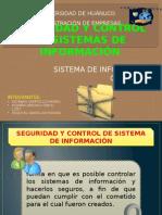 SEGURIDAD Y CONTROL DE SISTEMAS DE INFORMACION.pptx