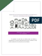 Estrategias Para Erradicar La Deserción Escolar en Educación Básica