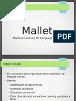 Presentacion Mallet